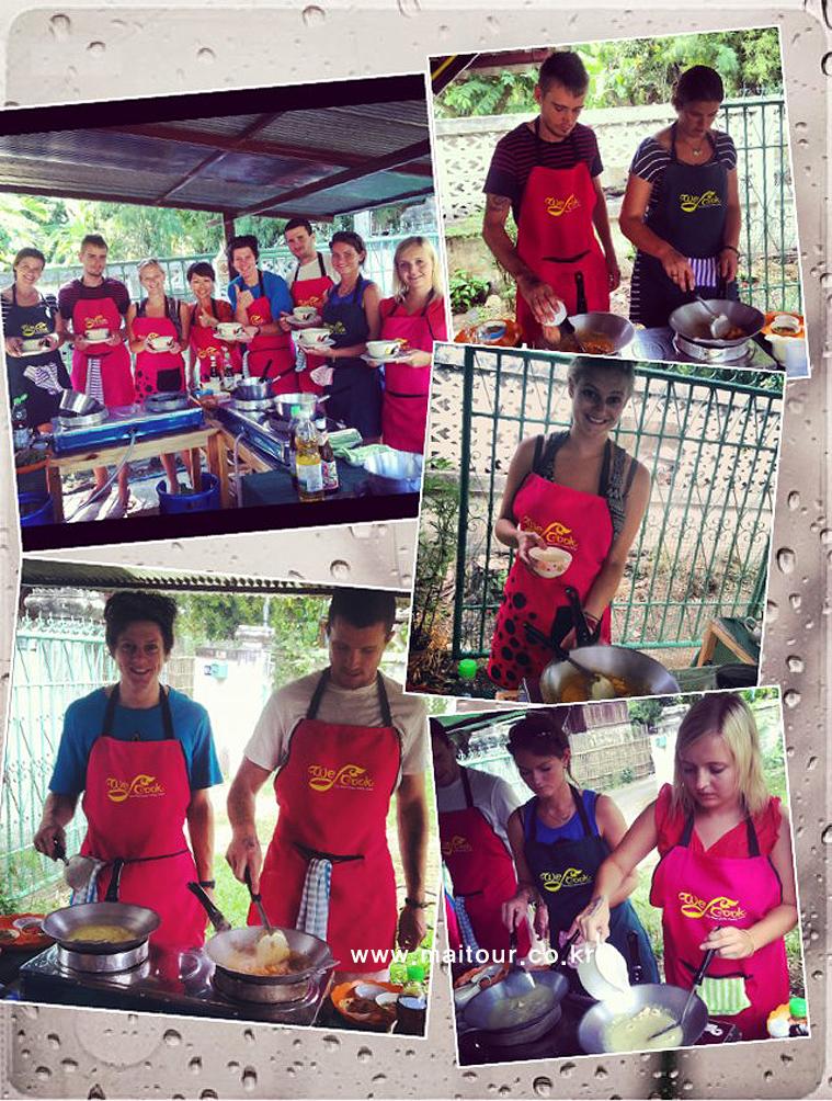 위쿡 타이 요리 스쿨 16