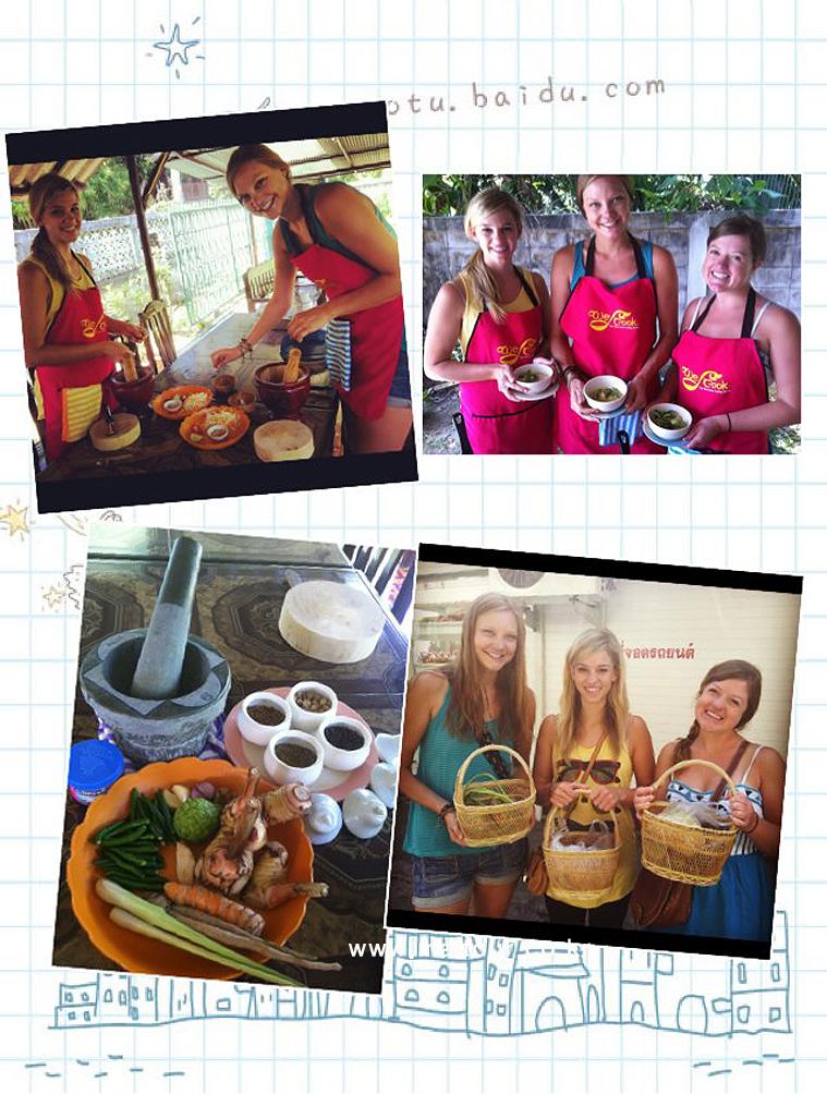 위쿡 타이 요리 스쿨 14