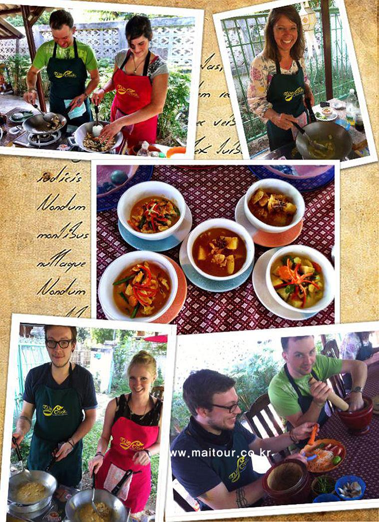 위쿡 타이 요리 스쿨 22