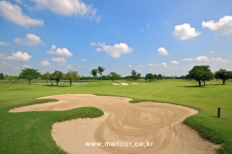 치앙마이 인타논 골프 클럽 20