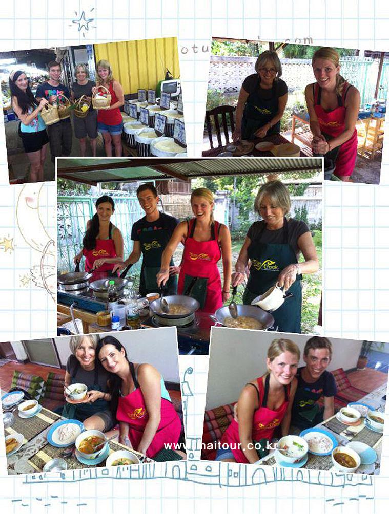 위쿡 타이 요리 스쿨 13