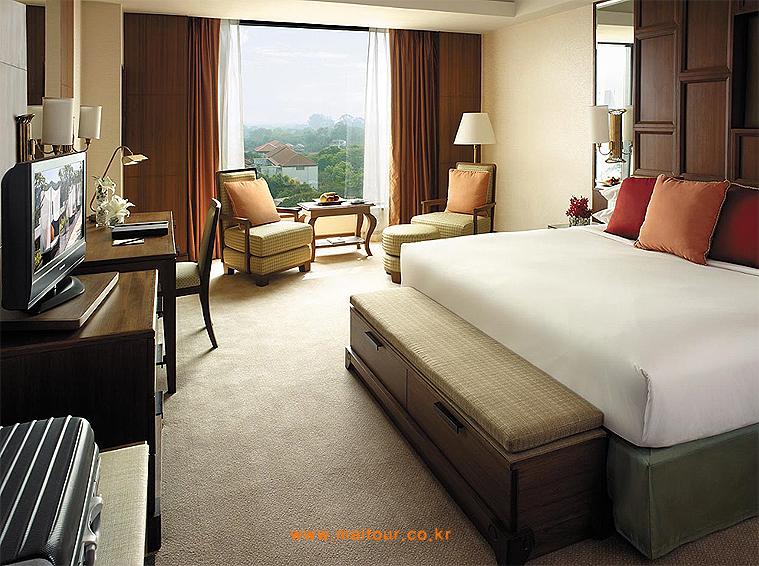 샹그릴라 호텔 디럭스룸