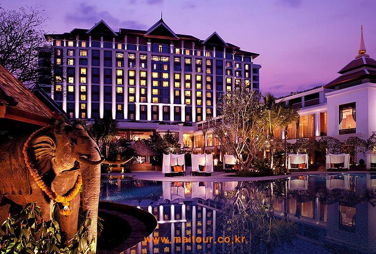 샹그릴라 호텔 전경