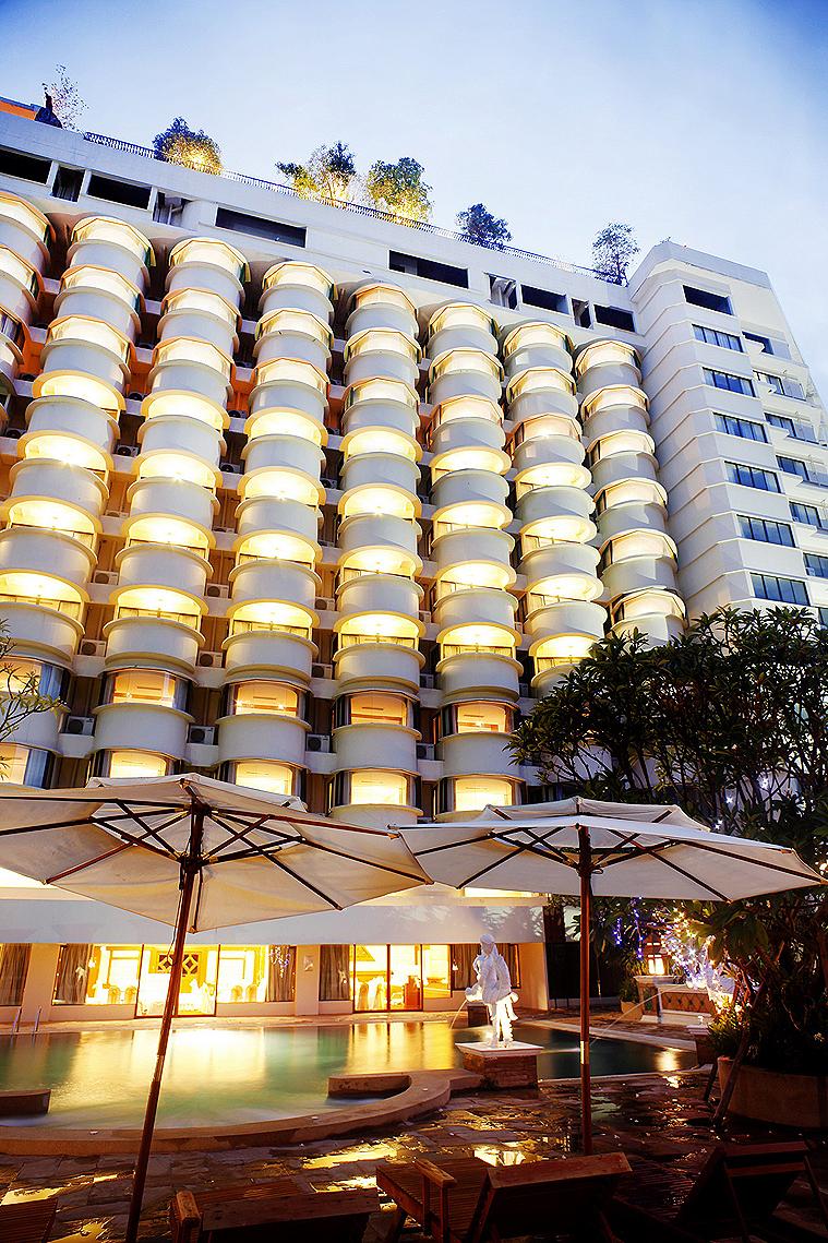 푸라마 치앙마이 호텔 전경 1