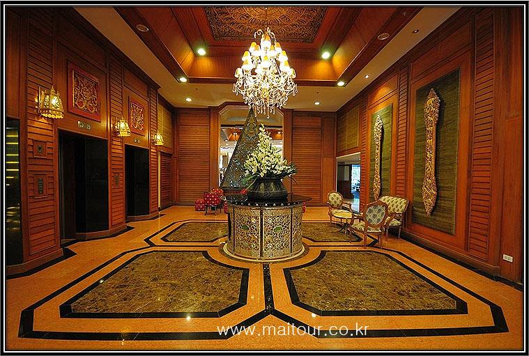 푸라마 치앙마이 호텔 전경 4