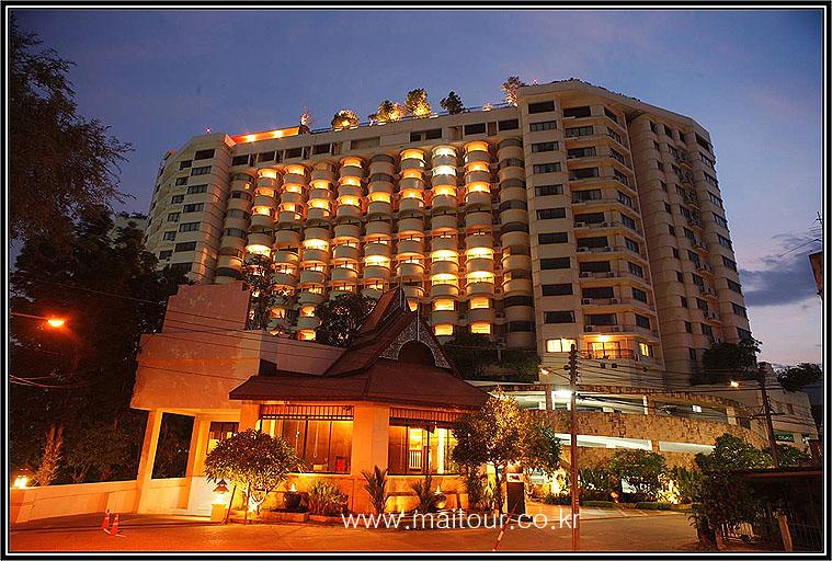 푸라마 치앙마이 호텔 전경 3