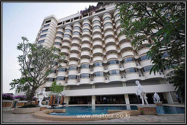푸라마 치앙마이 호텔 전경 2