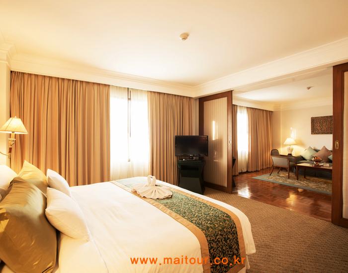 임페리얼 매핑 호텔 로얄 스위트룸
