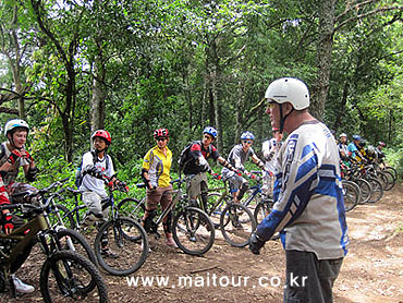 Mountain Biking 11