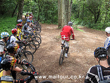 Mountain Biking 12