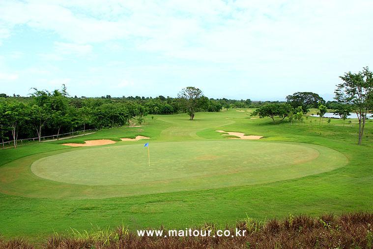 치앙마이 인타논 골프 클럽 5