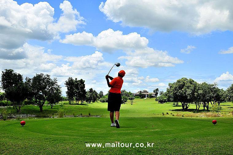 치앙마이 인타논 골프 클럽 4