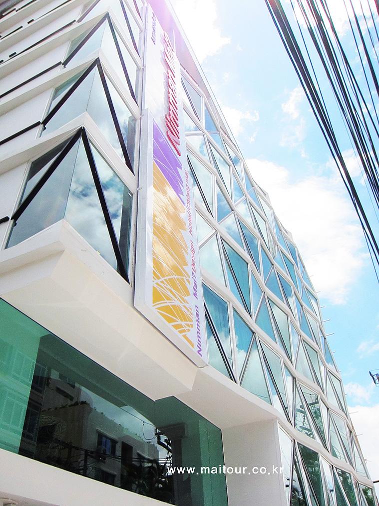 치앙마이 님만 마이 디자인 호텔