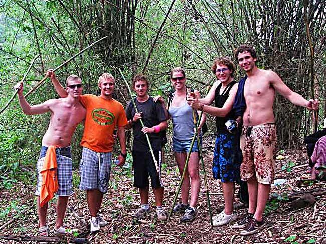 chiang mai Trekking 2