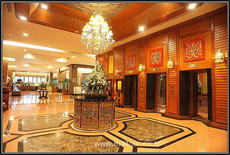 치앙마이 푸라마 호텔 부대시설 3