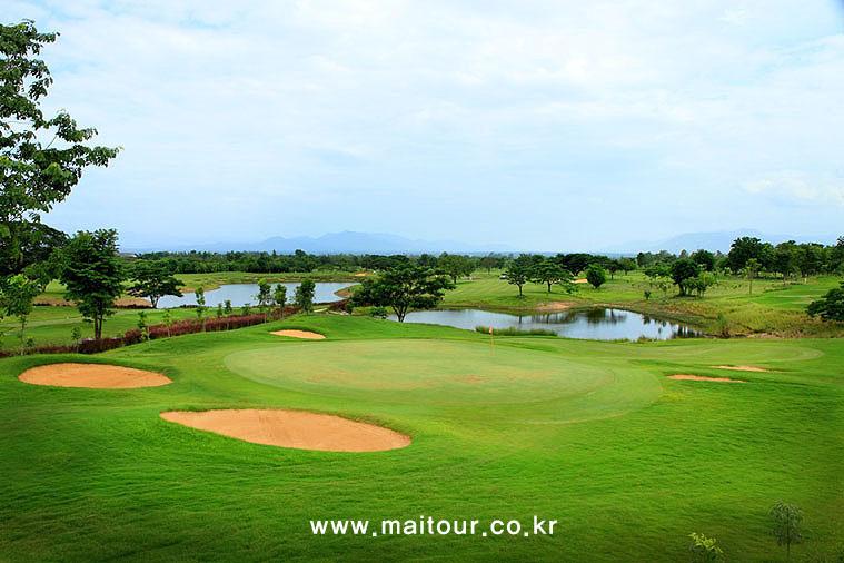 치앙마이 인타논 골프 클럽 6