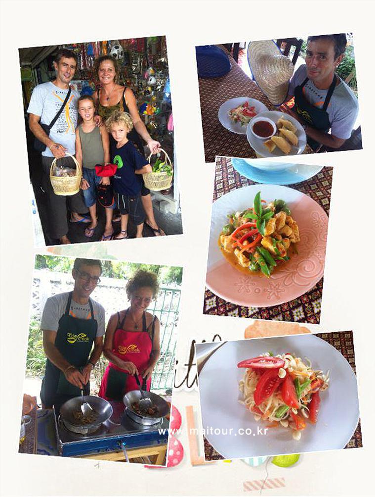 위쿡 타이 요리 스쿨 7