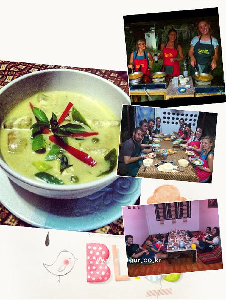 위쿡 타이 요리 스쿨 19