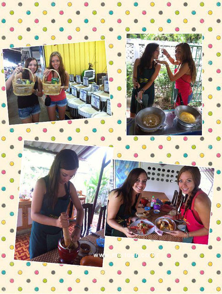 위쿡 타이 요리 스쿨 17