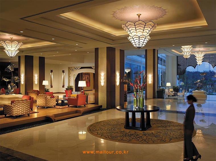 샹그릴라 호텔 전경1