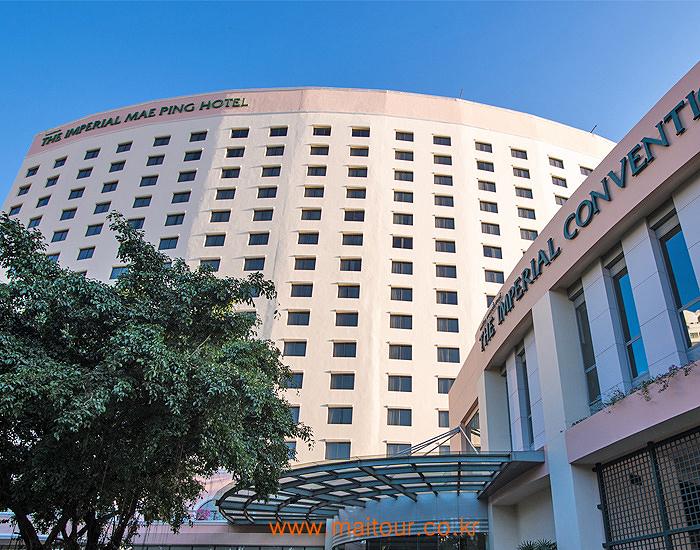 임페리얼 매핑 호텔 전경 5