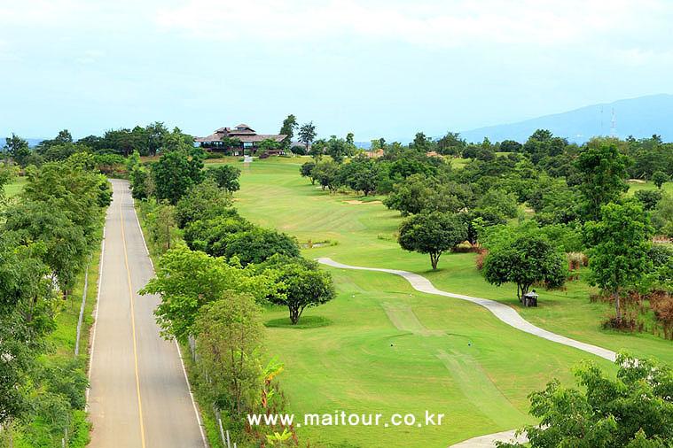 치앙마이 인타논 골프 클럽 12