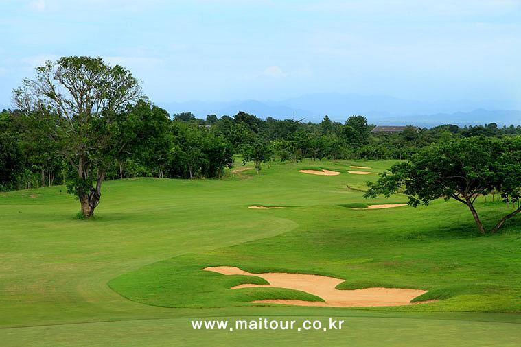 치앙마이 인타논 골프 클럽 7