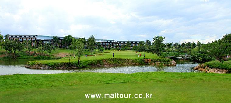 치앙마이 인타논 골프 클럽 8