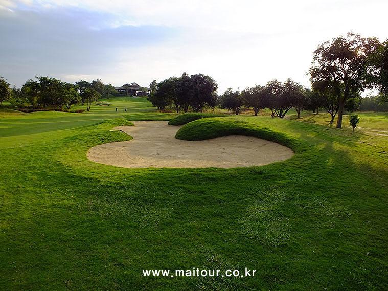 치앙마이 인타논 골프 클럽 14