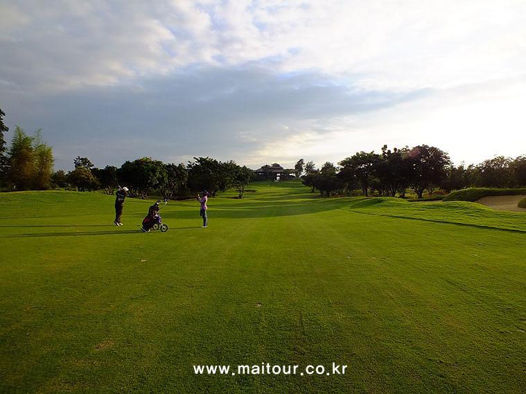 치앙마이 인타논 골프 클럽 13
