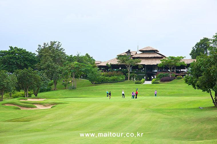 치앙마이 인타논 골프 클럽 15