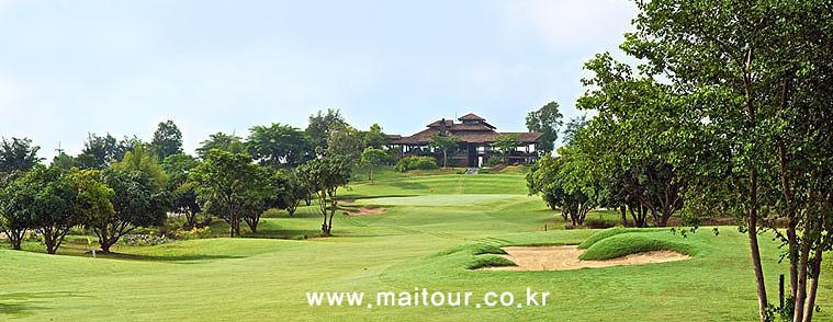 치앙마이 인타논 골프 클럽 17