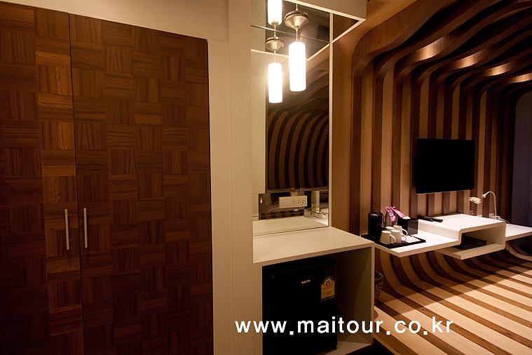 치앙마이 님만 마이 디자인 호텔 1