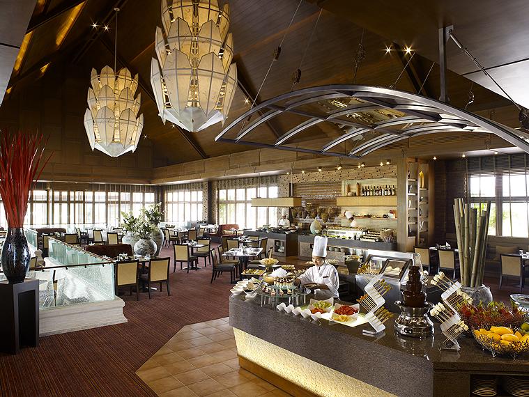 치앙마이 샹그릴라 호텔 뷔페