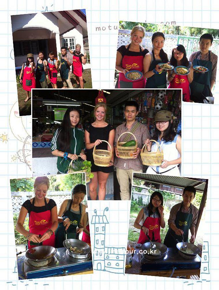 위쿡 타이 요리 스쿨 21