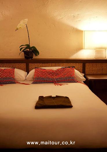 타마린드 빌리지 호텔 란나룸 3