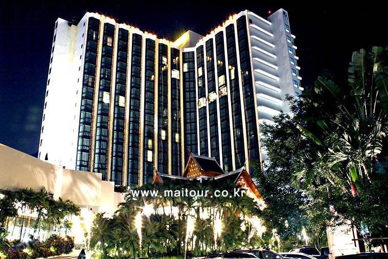 엠프레스 치앙마이 호텔