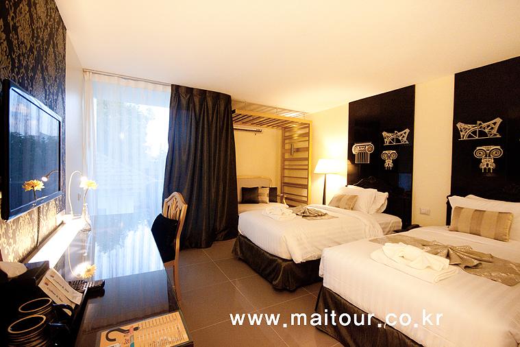 치앙마이 님만 마이 디자인 호텔 11